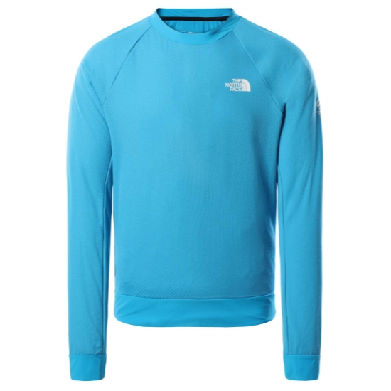 The North Face Summit L2 Vrt FUTUREFLEECE Crew - Meridian blue