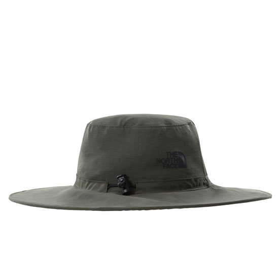 The North Face Twist and Pouch Hat - New Taupe Green