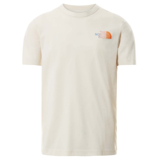 The North Face Himalayan Bottle Source Tee - Vintage White