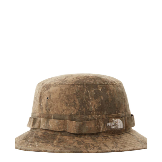 The North Face Class V Brimmer - Military Olive Cloud Cam