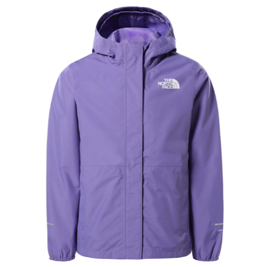 The North Face Resolve Reflective Jacket Girl - Pop Purple