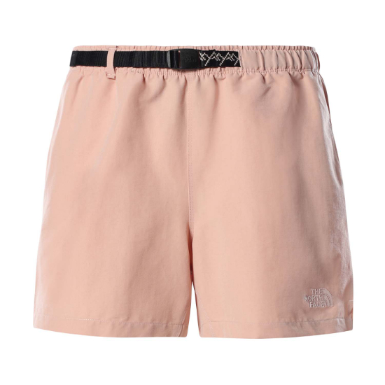 The North Face Class V Belted Shorts W - Evening Sand Pink