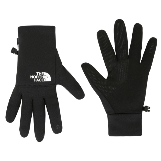 The North Face Etip Recycled Glove - Tnf Black/Tnf White