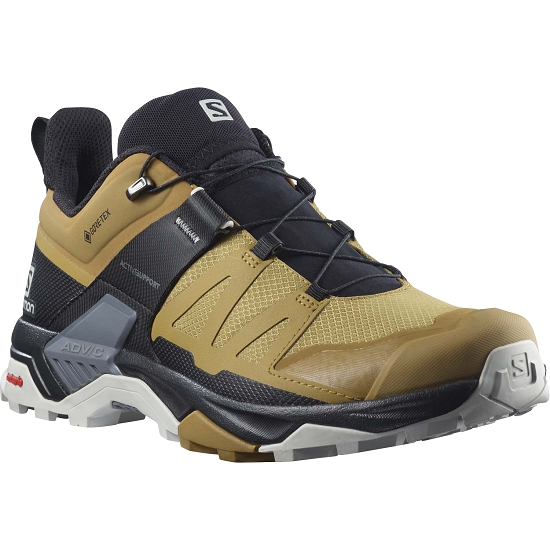 Salomon X Ultra 4 GTX - Cumin Black Lunar Rock