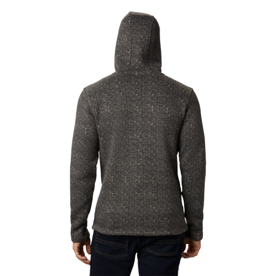 Columbia Chillin Hooded Fz Fleece - Photo of detail