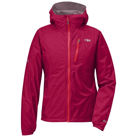 Outdoor Research Helium II Jacket W - Scarlet
