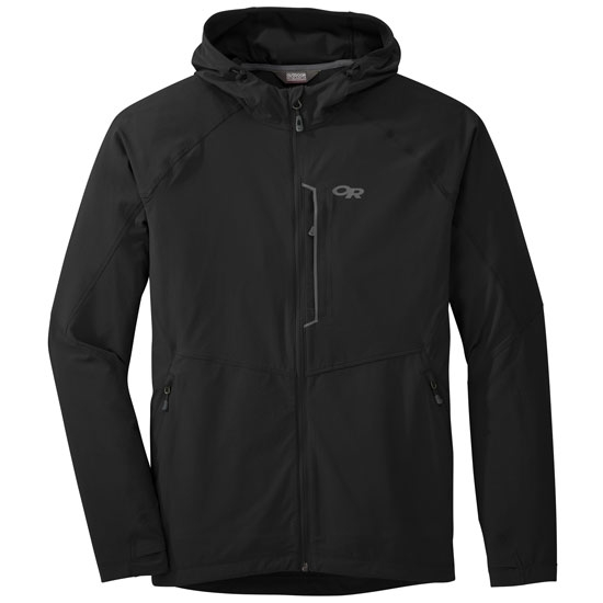 Outdoor Research Ferrosi Jacket - Black