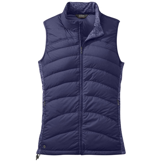 Outdoor Research Plaza Vest W - Blue Violet