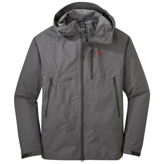 Outdoor Research Optimizer Jacket - Charcoal