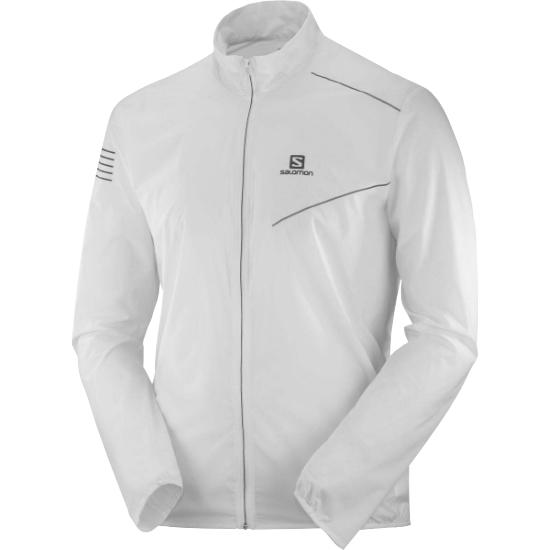 Salomon Sense Jacket - White