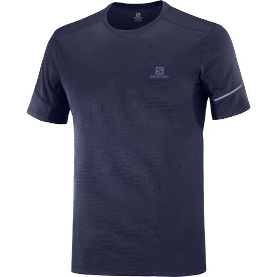 Salomon Agile Tee - Night Sky