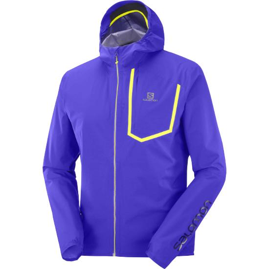 Salomon Bonatti PRO WP Jacket -  Clematis Blue