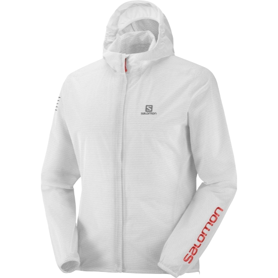 Salomon Bonatti Race Wp Jacket - White