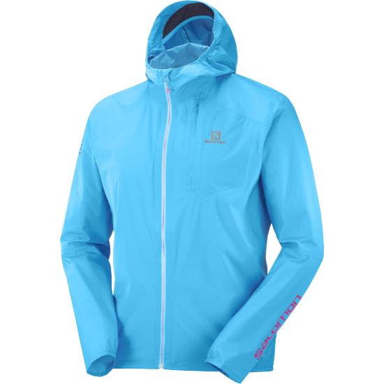 Salomon Bonatti Pro WP Jacket - Hawaiian Ocean