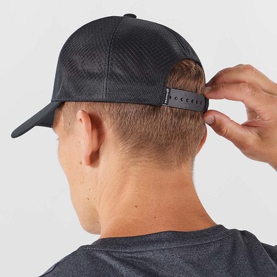 Salomon Trucker Curved Cap - Photo of detail