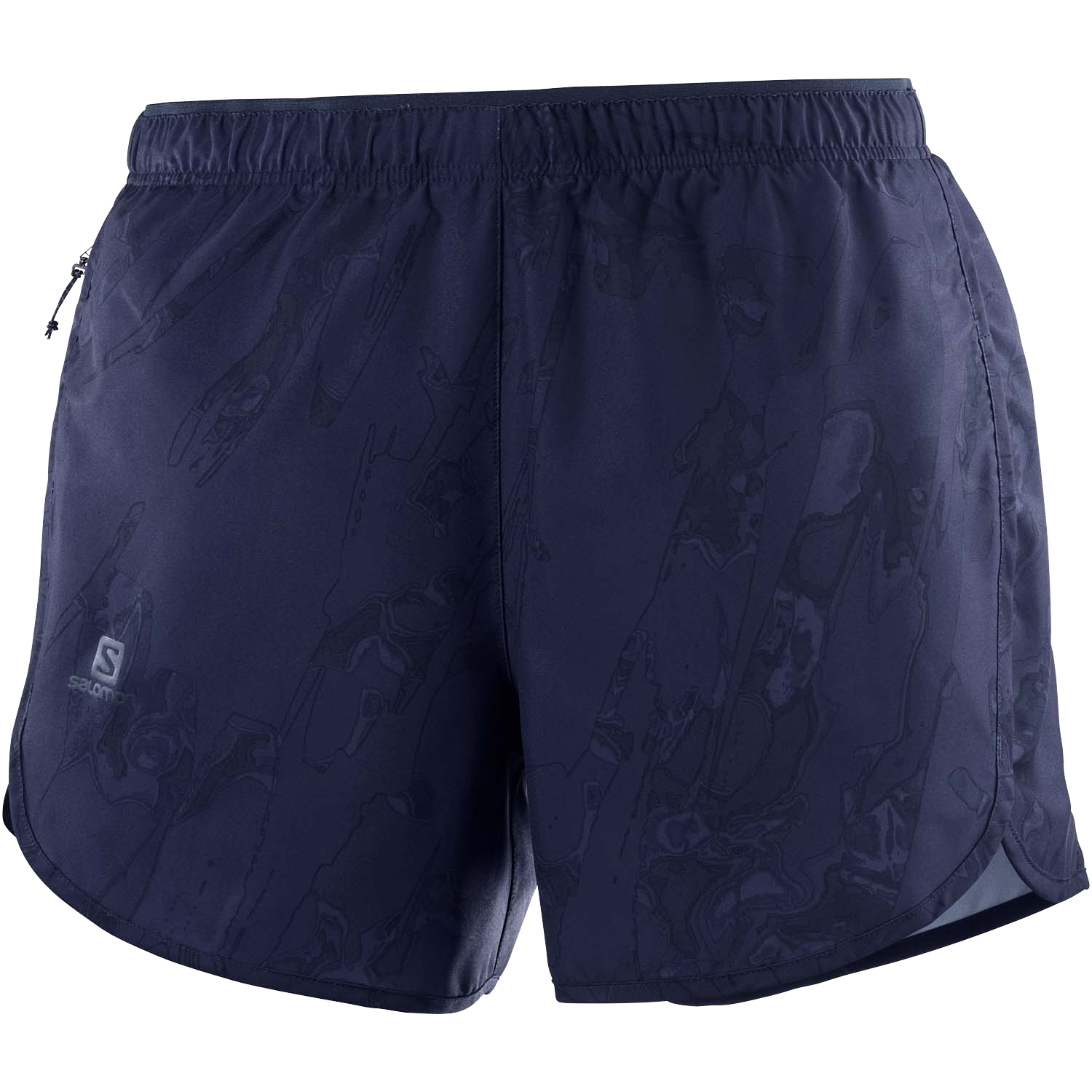 Salomon Agile Short W - Night Sky