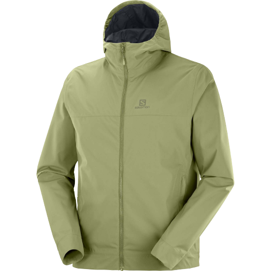 Salomon Explore WP 2L Jacket - Martini Olive