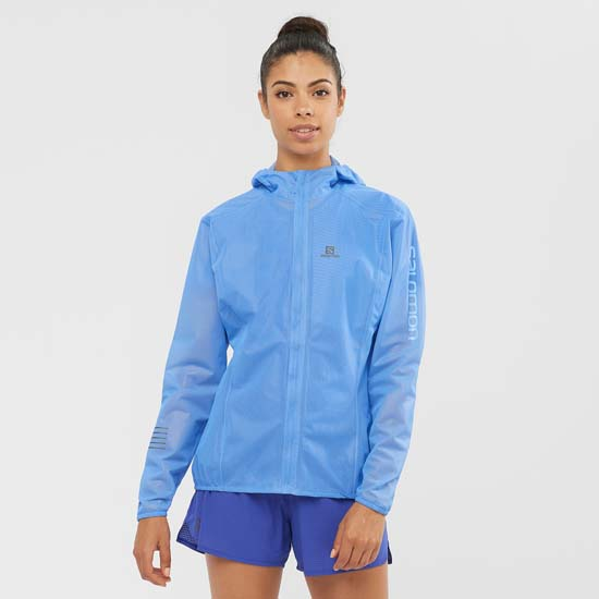 Salomon Lightning Race WP Jacket W - Foto de detalle