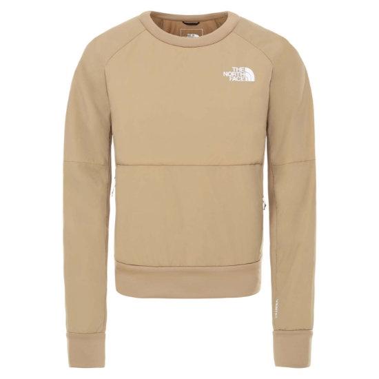 The North Face Ventrix Light Hybrid Sweater W - Moab Khaki