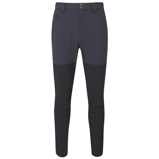 Rab Torque Mountain Pants - Beluga/Black