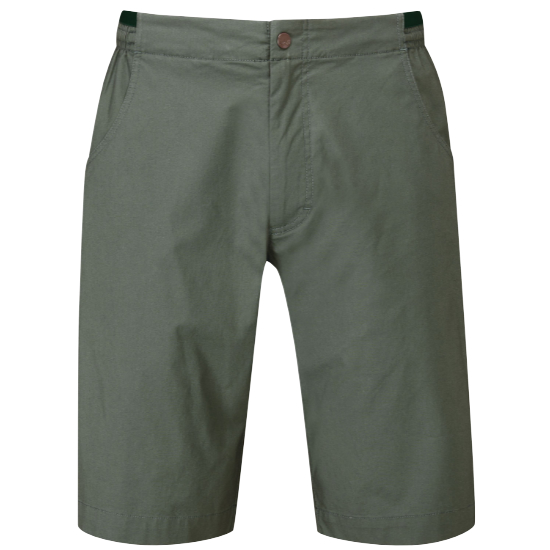 Rab Oblique Shorts - Green Dusk