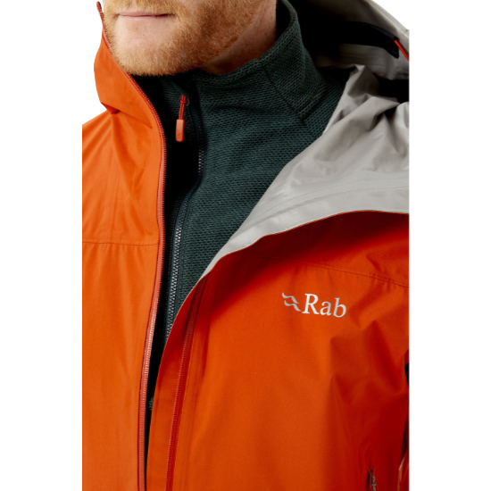 Rab Meridian Jacket - Detail Foto