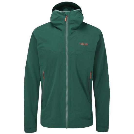 Rab Kinetic 2.0 Jacket - Sherwood Green