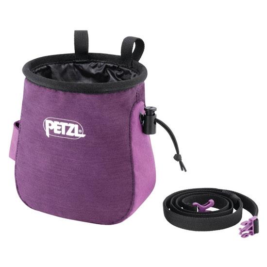 Petzl Saka Chalk Bag - Saka Chalk Bag