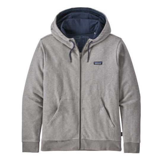 Patagonia P-6 Label French FZ Hoody - Feath