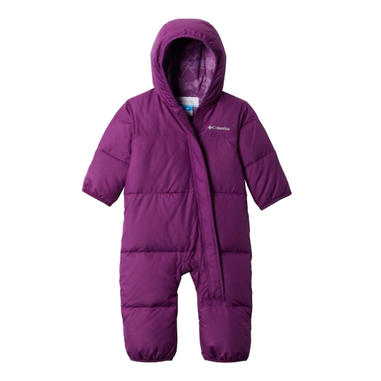 Columbia Snuggly Bunny Bunting Baby - Purple