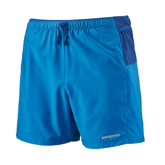 Patagonia Strider Pro Shorts-5 In - Andes Blue