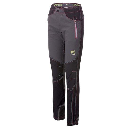 Karpos Rock Pant W - Dark Grey/Black/Bluebird/Ca