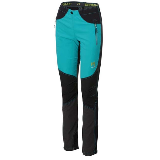 Karpos Rock Pant W - Bluebird/Black