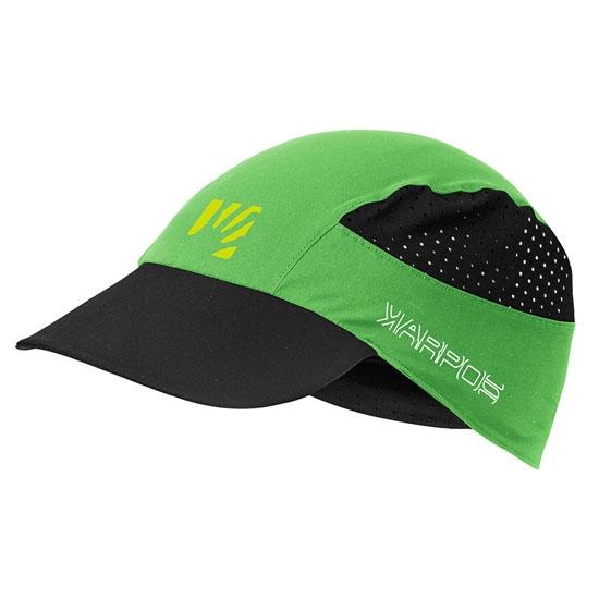 Karpos Lavaredo Cap - Green Fluo/Black