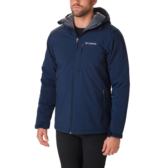 Columbia Gate Racer Softshell - Blue