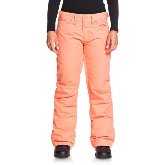 Roxy Backyard Pant W - Fusion Coral