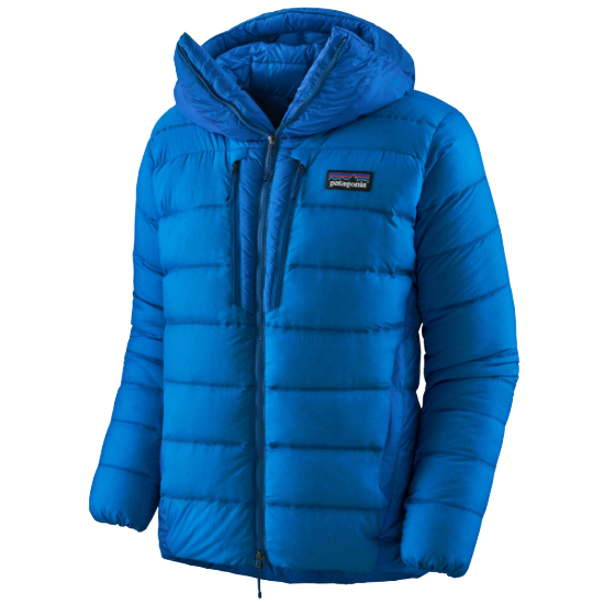 Patagonia Grade VII Down Parka - Andes Blue