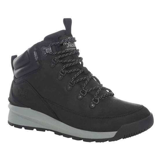The North Face Back to Berkeley Boots - Black