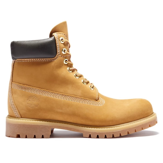 Timberland 6 Inch Premium Boot - Yellow