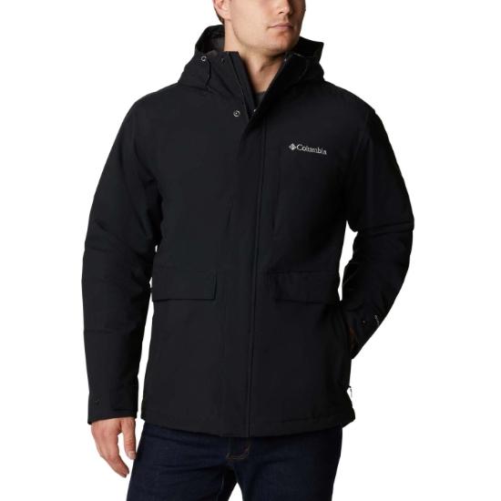 Columbia Firwood Jacket - Black