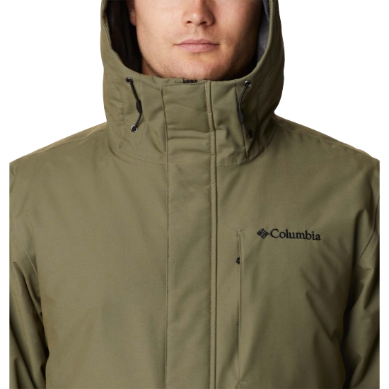 Columbia Firwood Jacket - Photo of detail