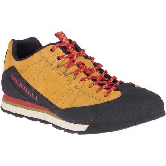 Merrell Catalyst Suede - Gold