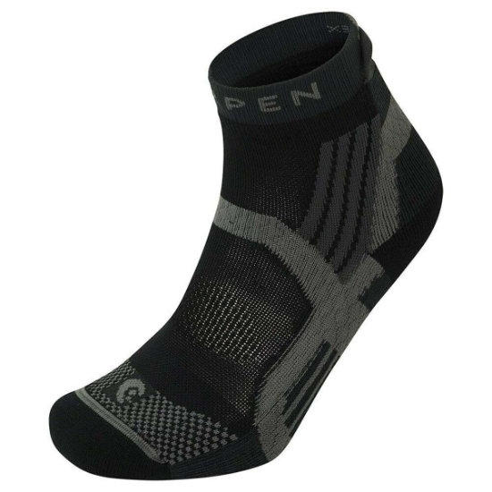 Lorpen Trail Running Padded - Total Black