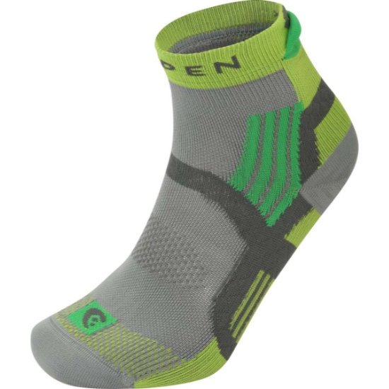 Lorpen X3T Trail Running - Grey/Green