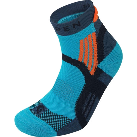 Lorpen Trail Running Padded W - Turquoise
