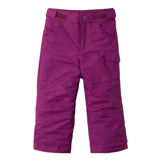 Columbia Starchaser Peak II Pant Girl - Purple