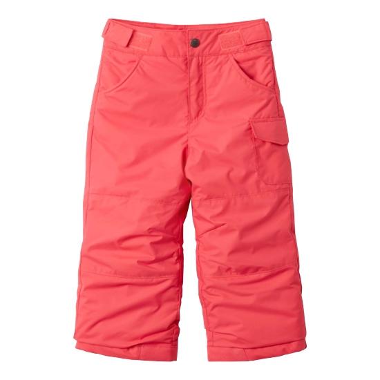 Columbia Starchaser Peak II Pant Girls - Red