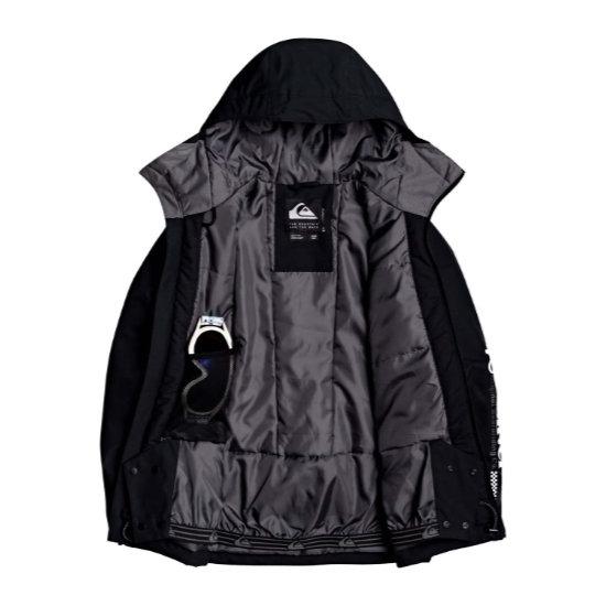 Quiksilver In The Hood Jacket Boy - Photo de détail