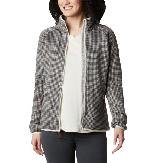Columbia Chillin Fleece Non Hooded W - WHITE