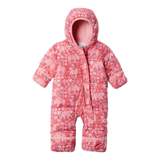 Columbia Snuggly Bunny Bunting Baby - Red